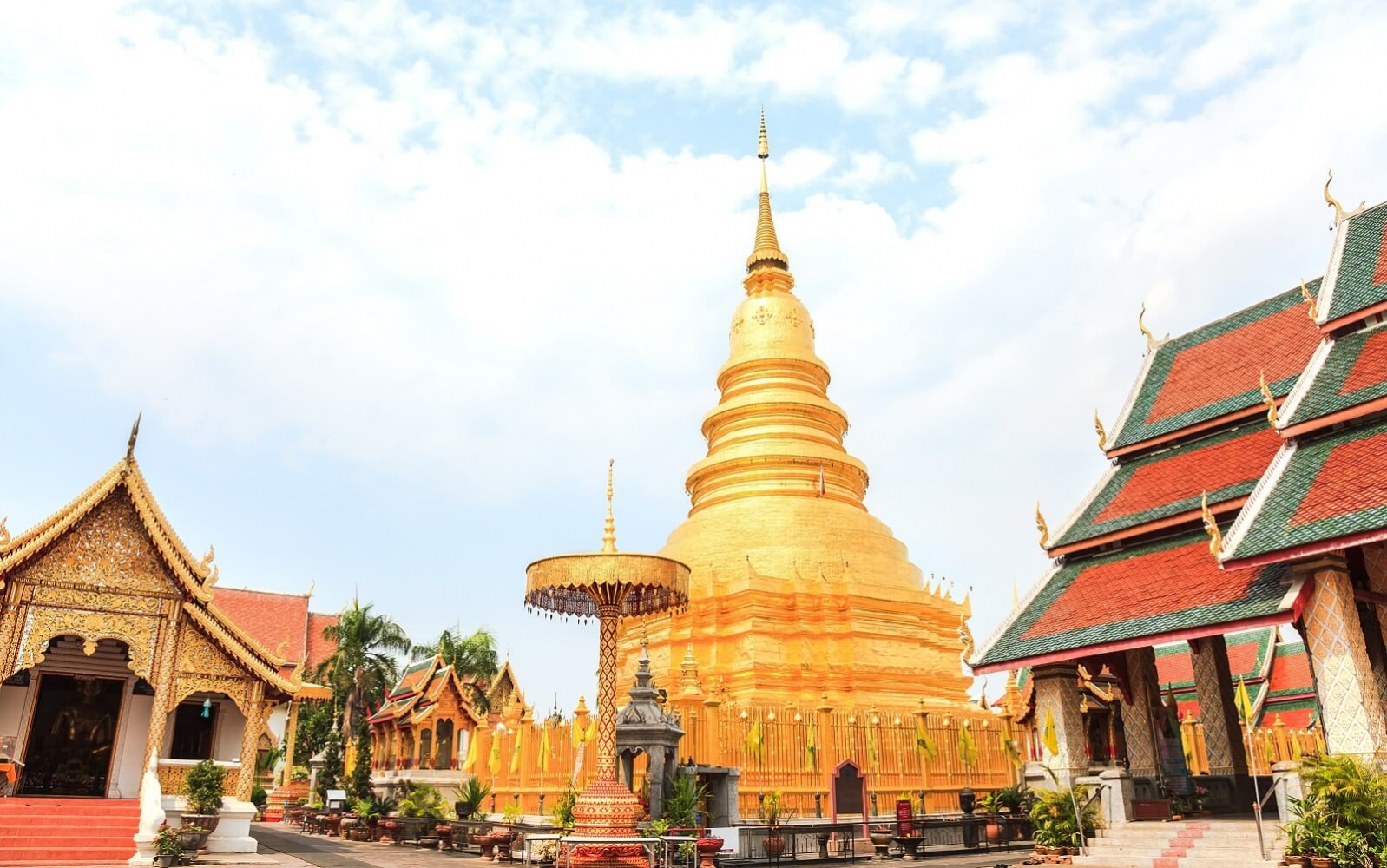 5D/4N Trail & Gems of Siam - Land Tours From Bangkok